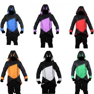 主宰者Assassin刺客信条3 康纳Connor外套夹克 优质制服呢 多色可选CKXT