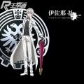 主宰者 K第二季 K RETURN OF KINGS回归的王权者 小白 伊佐那社 全套cosplay服装 制服定制