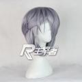 【已下架,无现货/定做款】K 第二季K RETURN OF KINGS五条须久那 灰紫色cosplay假发 COS-306E